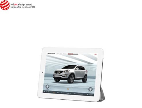 Sportage for iPad