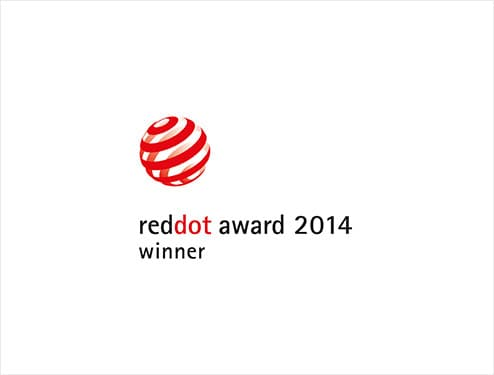 2014 Red dot award winner photo