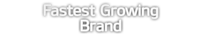 Fastest Growing Brand