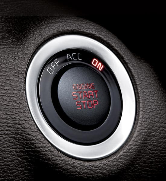 Button start / stop (with smart key)