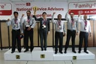 KIA UAE World Service Competition