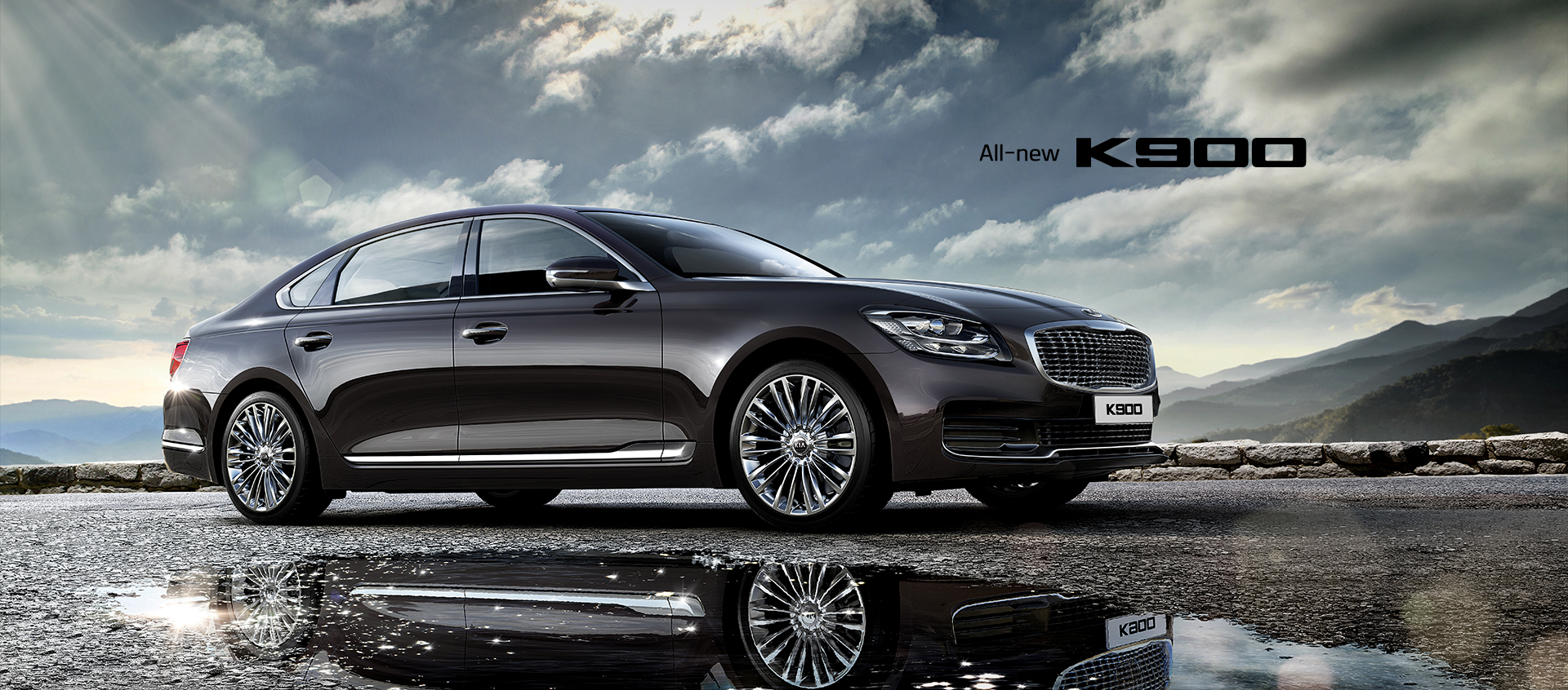 All-new k900